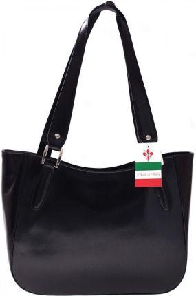 aa4f6b0b476ec Duża Torba Damska David Jones Typu Shopper Bag XXL z Kosmetyczką ...