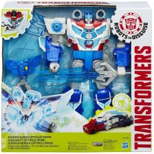 Hasbro Transformers Rid Power Surge Optimus Prime B7066 - zdjęcie 1