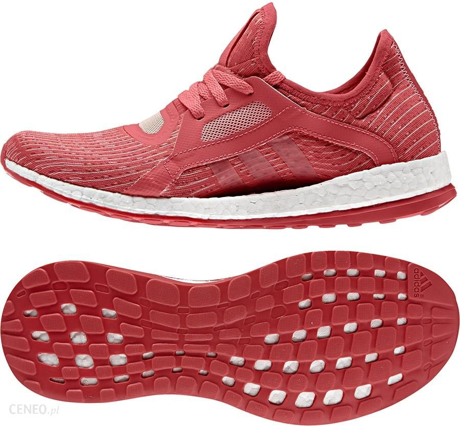 Adidas Pureboost X Czerwony (Aq3399)