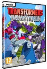 Transformers Devastation (Gra PC)