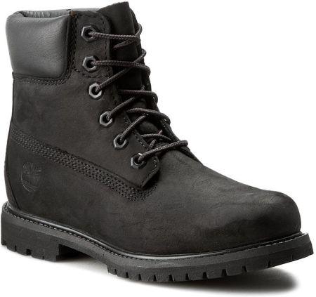 Trapery Timberland 6 IN Premium WP Boot Black 12907 (TI33 h