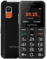 MyPhone Halo Easy Czarny - Opinie i ceny na Ceneo.pl