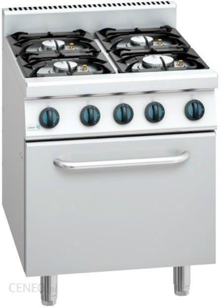 Asber Kuchnia Gazowa Z Piekarnikiem Elektrycznym Greo 700 Ng Ceny