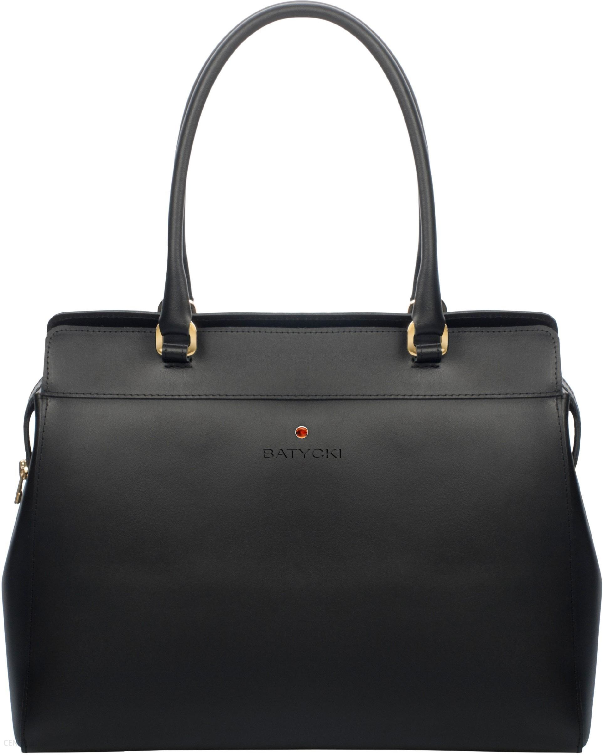 479f980f2c417 Torebka damska skórzana kuferek Batycki Smart Bag - Ceny i opinie ...
