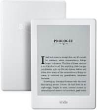 Amazon All New Kindle Touch 8 2016 z reklamami biały