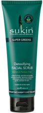 Sukin Super Greens Facial Scrub 125ml
