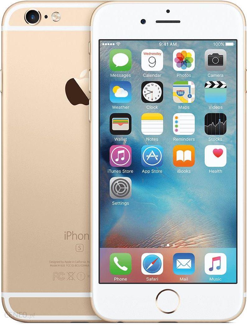Apple Iphone 6s Plus 32gb Zloty Cena Opinie Na Ceneo Pl