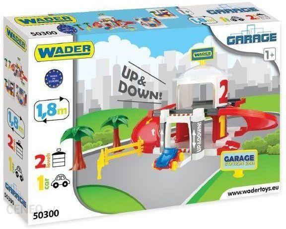Klocki Wader Garaż Z Windą 2 Poziomy 50300 Ceny I Opinie Ceneopl
