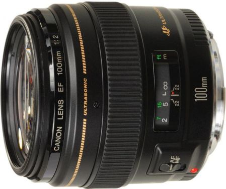 Canon EF 100mm f/2 USM (2518A012AA)