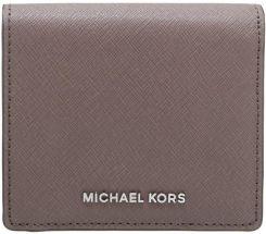 691694c442154 MICHAEL Michael Kors JET SET TRAVEL Portfel cinder - Ceny i opinie ...