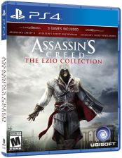 Gra PS4 Assassins Creed The Ezio Collection (Gra PS4) - zdjęcie 1