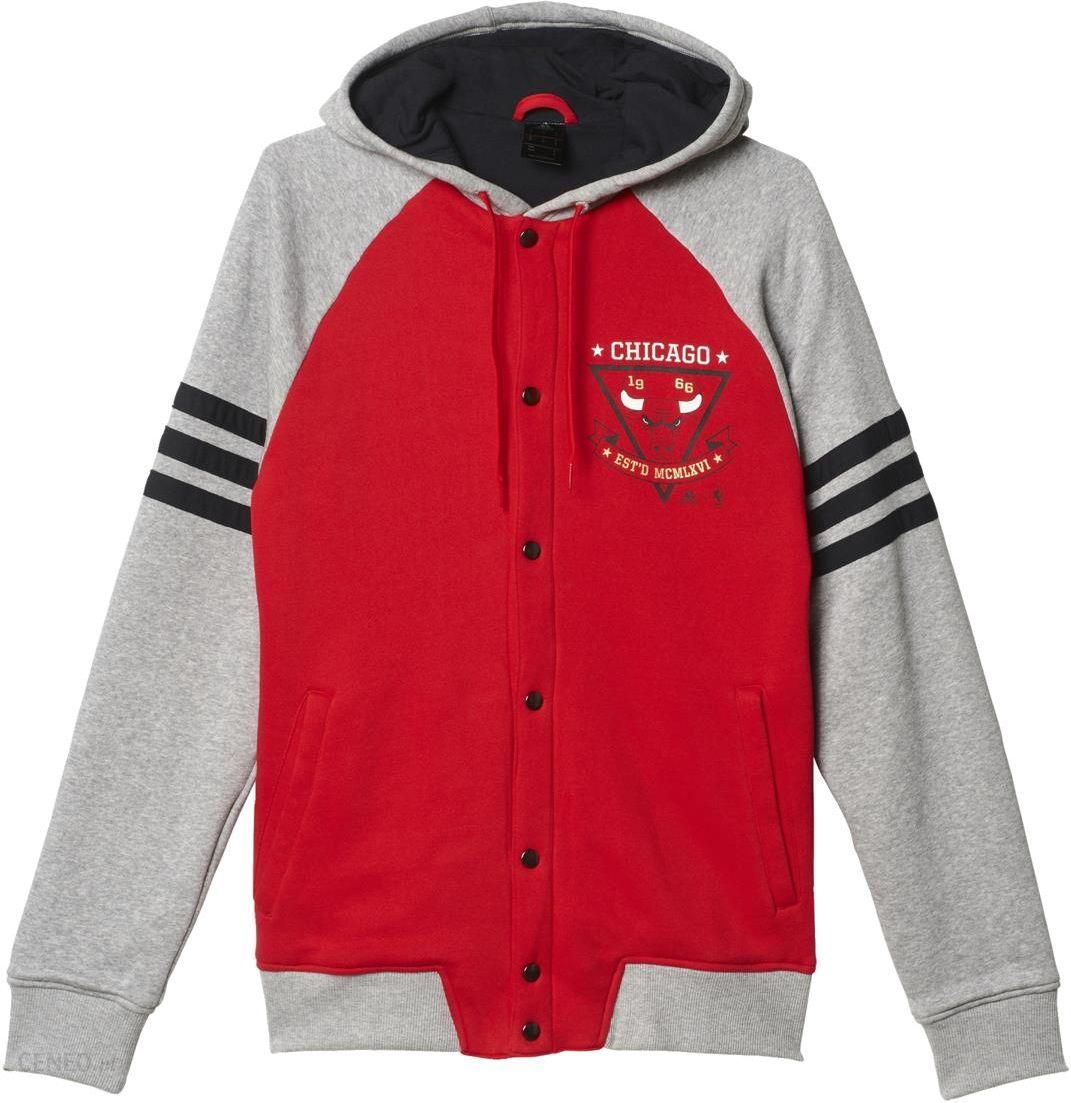 Kurtka Adidas Chicago Bulls Washed Jacket AP5217