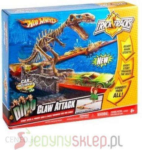 Modish Mattel Hot Wheels Claw Attack N4725 - Ceny i opinie - Ceneo.pl MG51