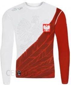 537783ca5f2d Surge Polonia Termoaktywna Koszulka Pióra Długi Rękaw - Ceny i ...