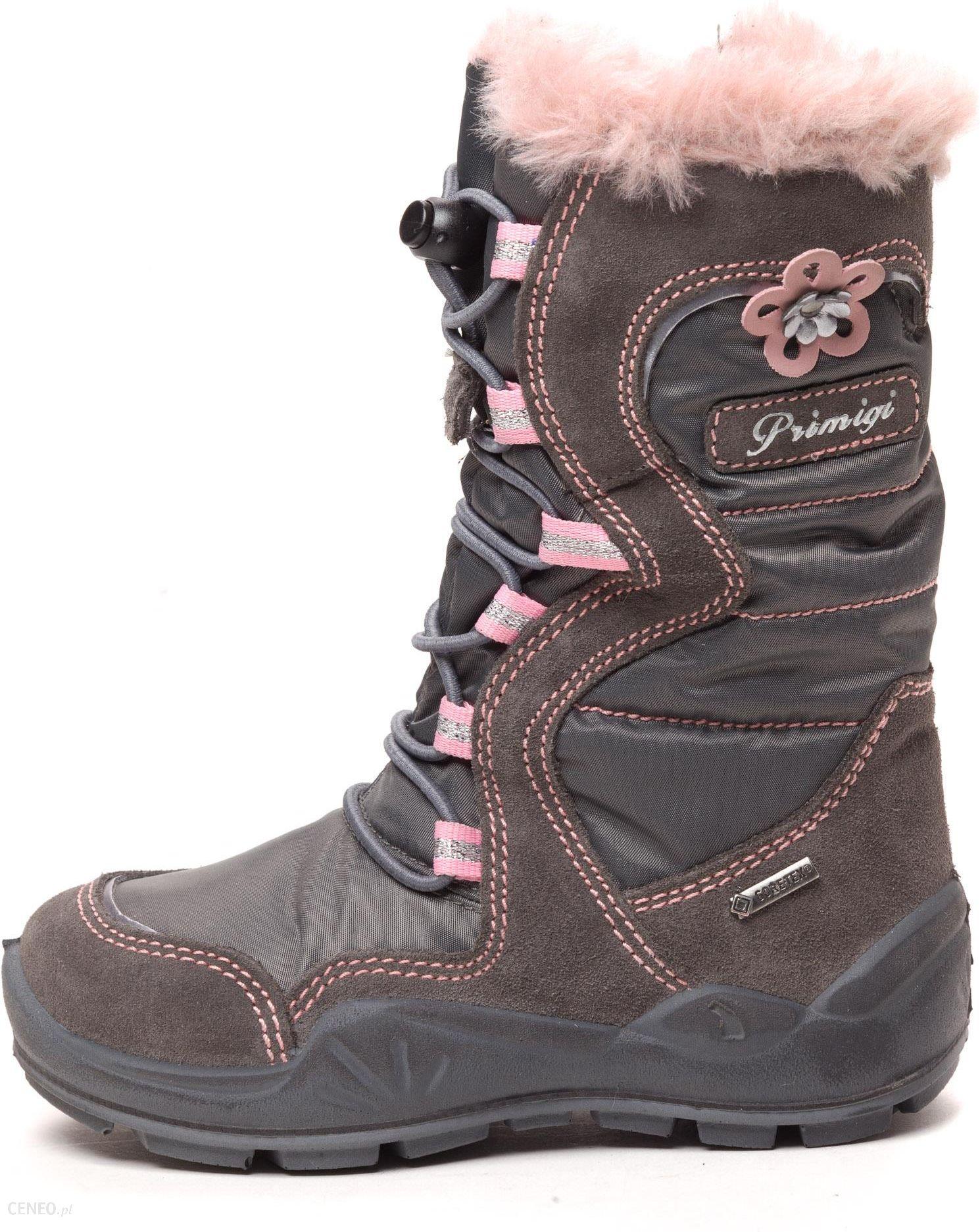 e9cb260f Primigi buty zimowe dziewczęce Osaka 29 szary - Ceny i opinie - Ceneo.pl