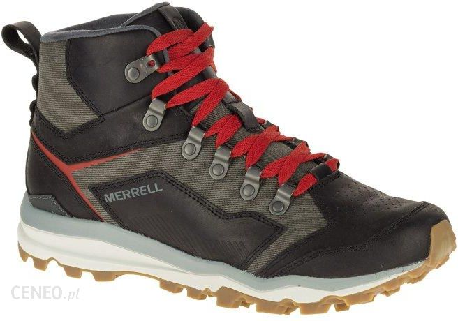 MERRELL BUTY M ALL OUT CRUSHER MID black J49321 '16