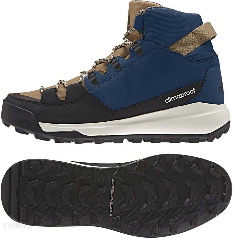 Buty trekkingowe Buty Adidas CW Winterpitch MID CP AQ6573 Ceny i opinie Ceneo.pl