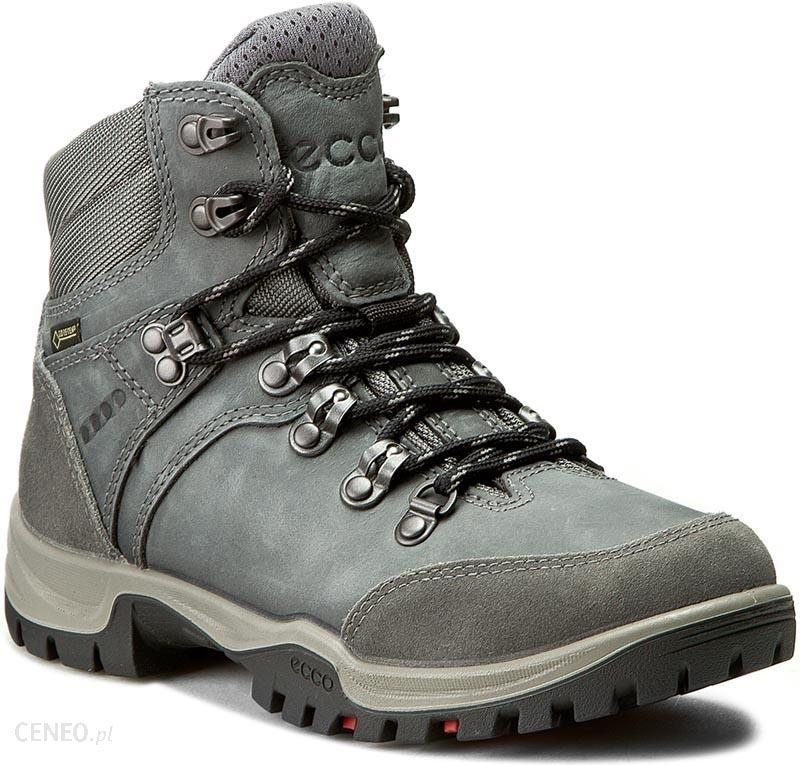 Buty trekkingowe Trekkingi ECCO Xpedition III 81118302244 Titanium Ceny i opinie Ceneo.pl