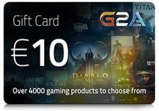 G2A Gift Card 10€