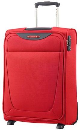 6a6e95ee7c290 SAMSONITE mała  kabinowa walizka z kolekcji BASE HITS 2 koła zamek szyfrowy  z systemem TSA