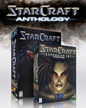 Starcraft Anthology (Starcraft + Brood War) (Battle.net)