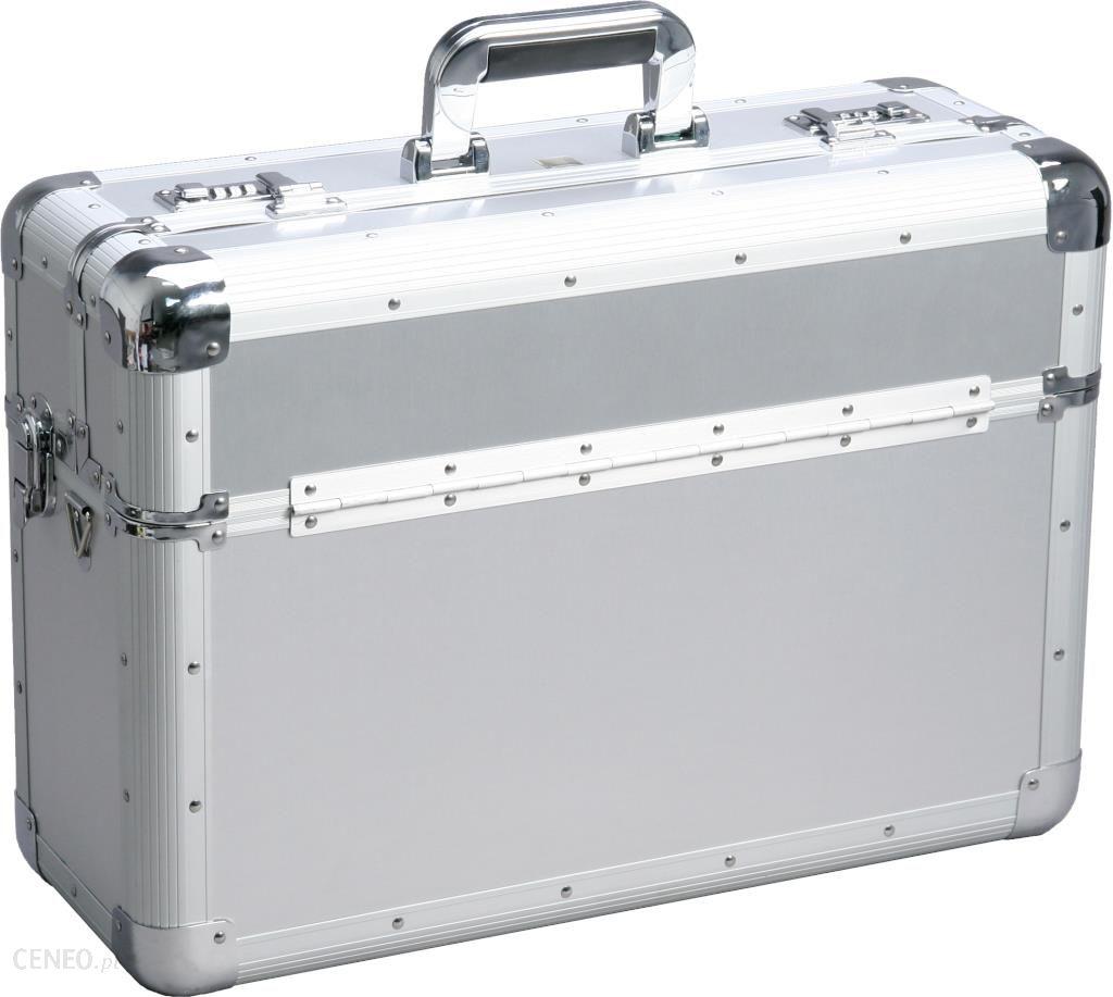 b11026fd72e21 Amil24 Walizka Aluminiowa Pilot (Amil24714) - Opinie i ceny na Ceneo.pl