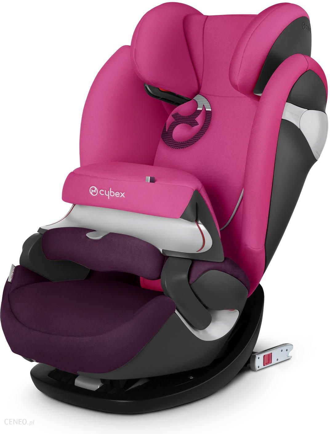 fotelik cybex pallas m fix mystic pink 9 36 kg ceny i opinie. Black Bedroom Furniture Sets. Home Design Ideas