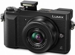 Panasonic Lumix DMC-GX80 Srebrny + 12-32mm + 35-100mm