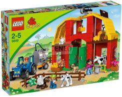 Klocki Lego Duplo Duża Farma 5649 Ceny I Opinie Ceneopl