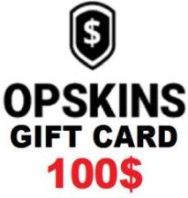 OPSkins 100 USD GIFT CARD