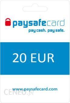 Paysafecard 20€