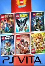 LEGO Mega Pack PSN PS VITA CD-KEY