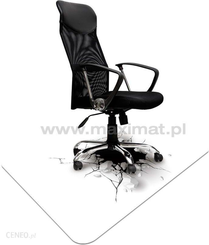 Maximat Maty Ochronne Pod Krzesła Ze Wzorem 059 Pod Krzesło Biurowe 100x140cm Gr 13mm