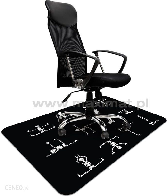Maximat Maty Ochronne Pod Krzesła Ze Wzorem 061 Pod Krzesło Biurowe 100x140cm Gr 13mm