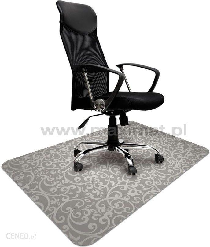 Maximat Maty Ochronne Pod Krzesła Ze Wzorem 062 Pod Krzesło Biurowe 100x140cm Gr 13mm