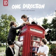 Take Me Home One Direction (CD)