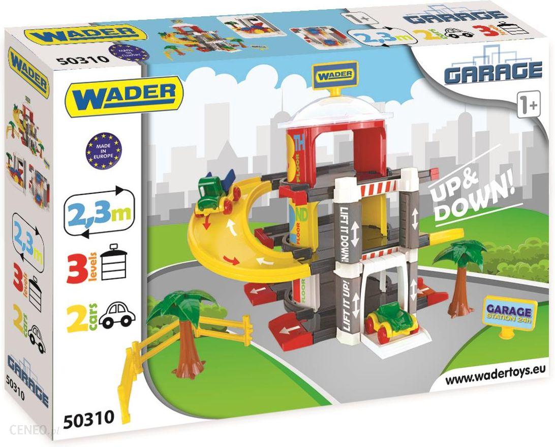 Wader Garaż Z Windą 3 Poziomy 50310 Ceny I Opinie Ceneopl