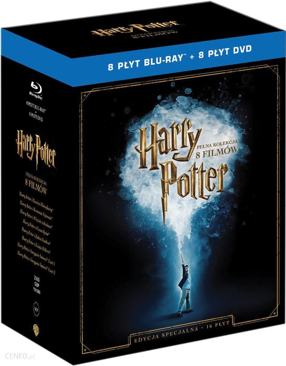 Harry Potter Blu Ray