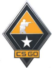 Counter-Strike: Offensive TACTICS PIN steam