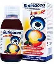 Rutinacea Junior syrop 100 ml.