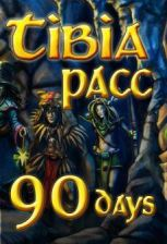 Tibia PACC 90 days CODE Premium Time