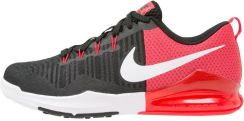 Nike Performance ZOOM TRAIN ACTION Obuwie treningowe blackwhitewolf greyaction red