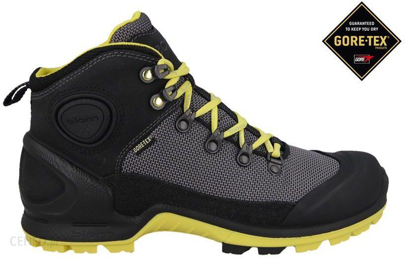 Buty trekkingowe BUTY ECCO BIOM TERRAIN YAK GORE TEX 823533 53570 Ceny i opinie Ceneo.pl