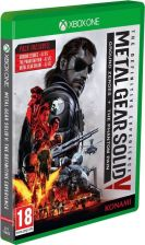 Metal Gear Solid V The Definitive Experience (Gra Xbox One)