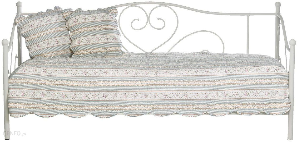 Jysk łóżko Ringe 90 X 200 Cm Kremowe