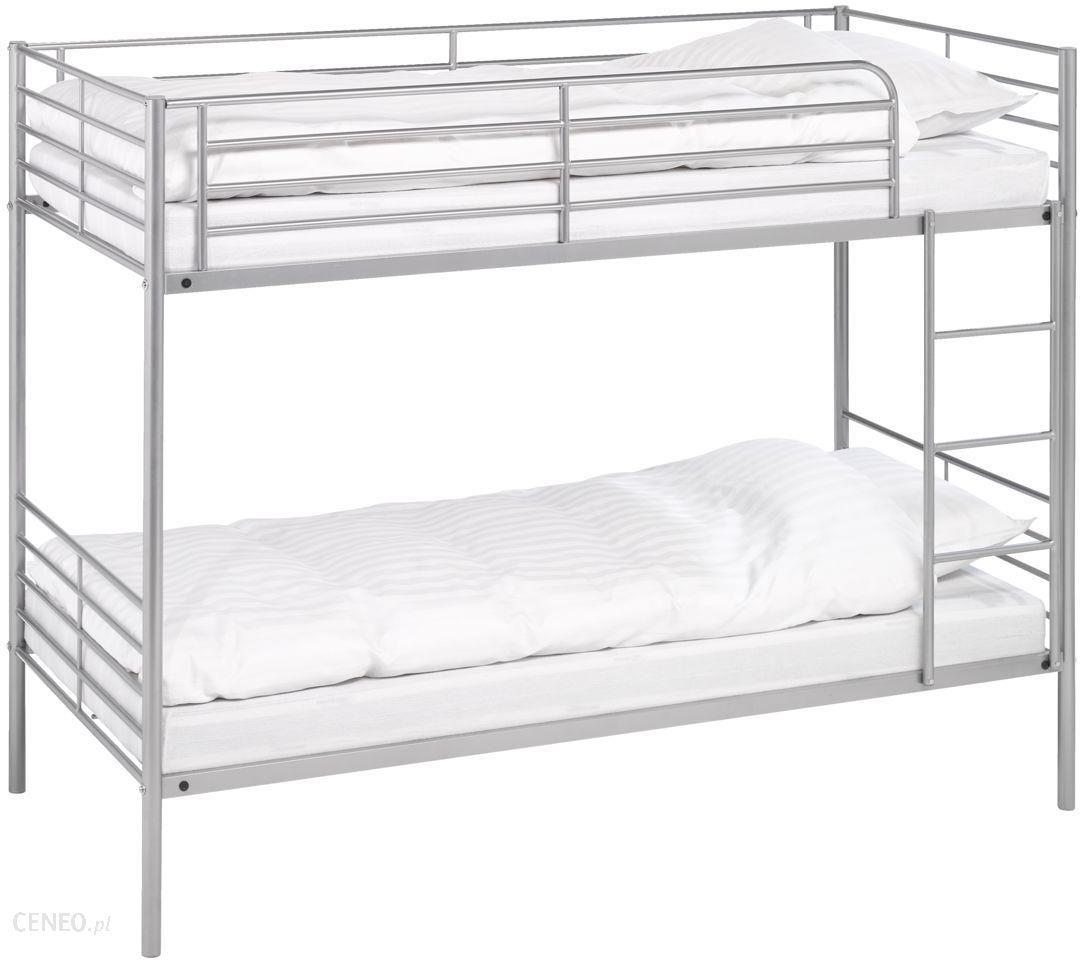 Jysk łóżko Piętrowe Plovstrup 90 X 200 Cm Metal