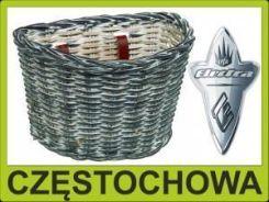 a0d4b724a90fee Electra Koszyk Ratanowy Kubu Granatowy - Ceny i opinie - Ceneo.pl