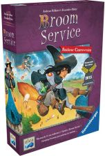 Ravensburger Broom Service 822836