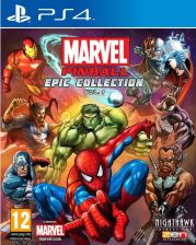 Marvel Pinball Epic Collection Vol 1 (Gra PS4)
