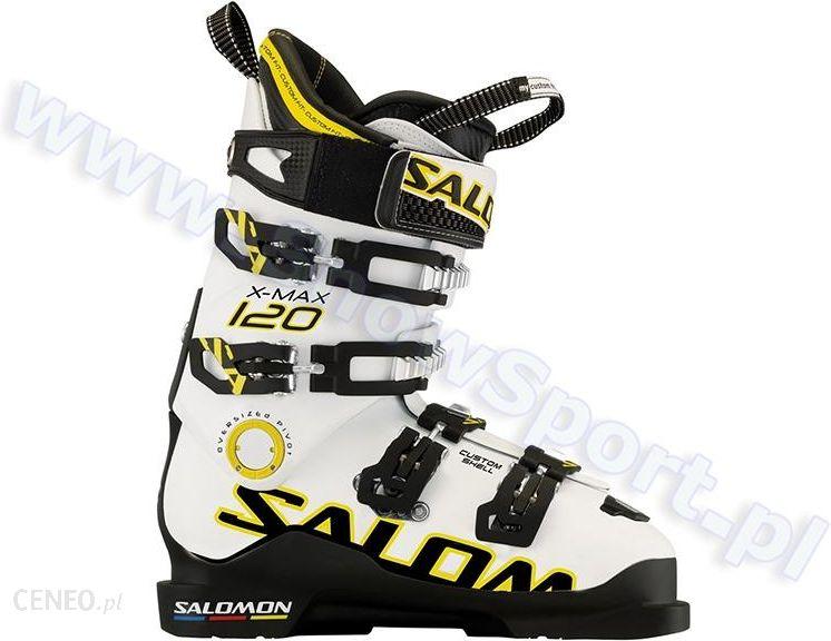 Buty narciarskie Salomon 120 Ceneo.pl